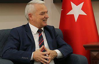 Saruhanlı Belediye Başkanı Zeki Bilgin'in Yeni Yıl Mesajı