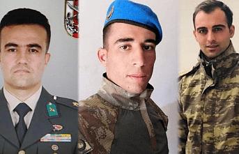 Tel Abyad'da 3 asker şehit oldu