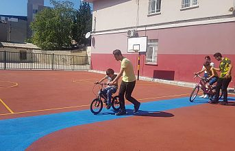 Otizmli Çocuklara Bisiklet Eğitimi