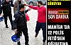 Manisa emniyetinde Fetö operasyonu 12 gözaltı
