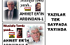Okurlardan gelen istek üzerine Mustafa Temiz'in iki yazısı tek sütunda yayınlandı