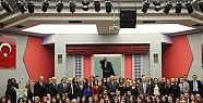 """Başkan Ergün, """"Öğretmenlerimize çok..."""