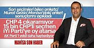 CHP'deki fazlalık seçmen Ak Parti'den...