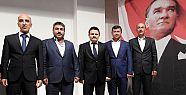 Demirci SYDV mütevelli heyeti seçimi yapıldı