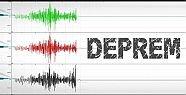 Deprem Manisa 'da da hissedildi