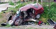 Feci kazada bir aile yok oldu 3 ölü bir...
