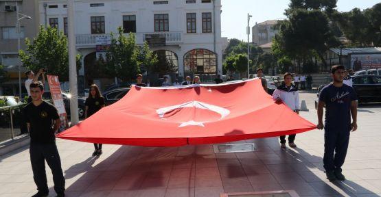 Türk Gençliği, Türkiye Cumhuriyeti'nin yılmaz bekçileridir