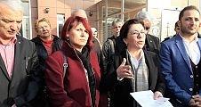CHP'li Biçer iki AKP'li başkan için  suç duyurusunda bulunup bakan Soylu'ya seslendi