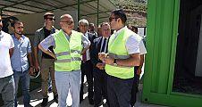 Manisa Büyükşehir Metan Gazından Elektrik Üretiyor