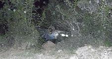 Demirci'de kaza ! Kazancı yolunda can pazarı 3 kişi yaralı