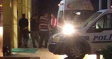 Demirci'de motosiklet kazası  1 kişi ağır yaralandı
