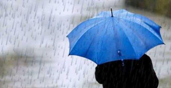 Yağmur bugün geliyor