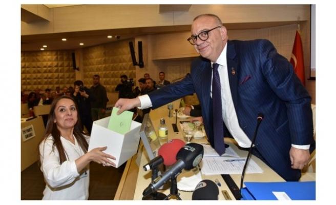 Manisa Büyükşehir Meclisi Yeni Dönem İlk Toplantısını Gerçekleştirdi