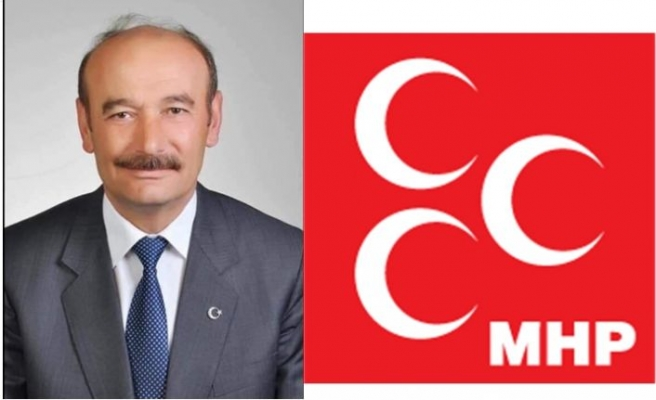 MHP Alaşehir İlçe Başkanı Hayatını Kaybetti