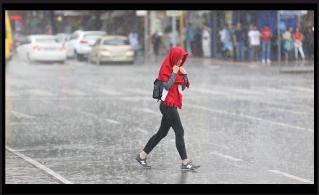 Yağmurlu günler bitiyor mu ?
