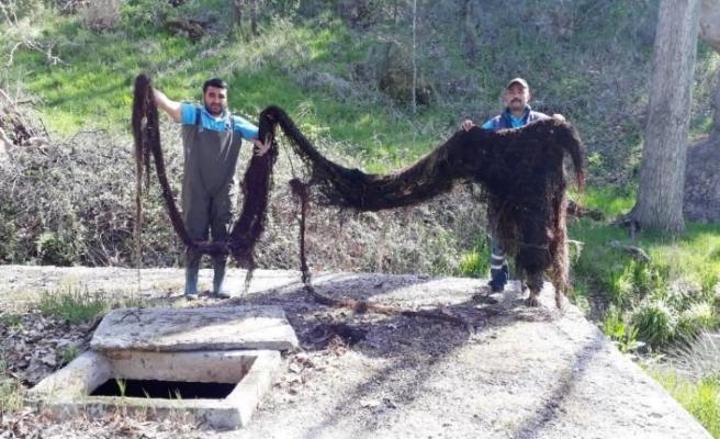 MASKİ, Küçükoba'ya Yeniden Yeterli Su Ulaştırdı