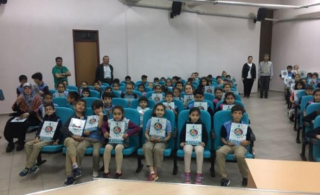 Salihlili Öğrencilere Çevre Eğitimi