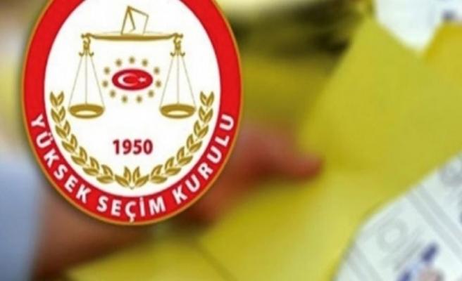 YSK CHP ve İYİ Parti'nin itirazlarını ret etti