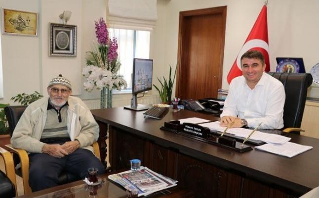 Başkan Tosun'dan Babalar Günü Mesajı
