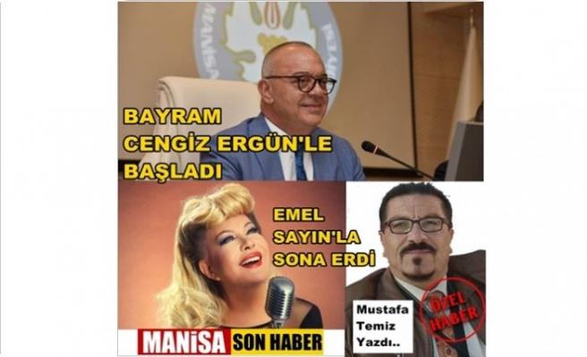Bayram Cengiz Ergün'le Başladı, Emel Sayın'la Bitti