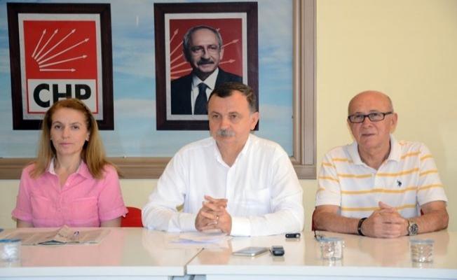 CHP'den Ekonomik Kriz ve İşsizliğe Çözüm Önerileri