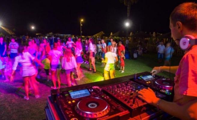 Türkiyenin en iyi performans DJ'i