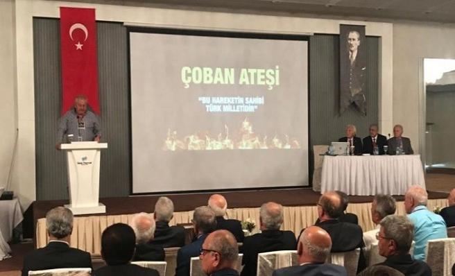 Çoban Ateşi Partileşme Kararı Aldı,Rifat Serdaroğlu genel başkan