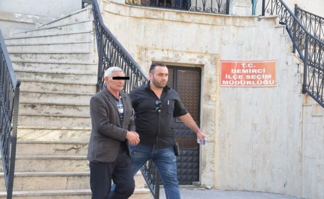 """Demirci'de """"Fuhuş Operasyonu"""" 1 kişi tutuklandı"""