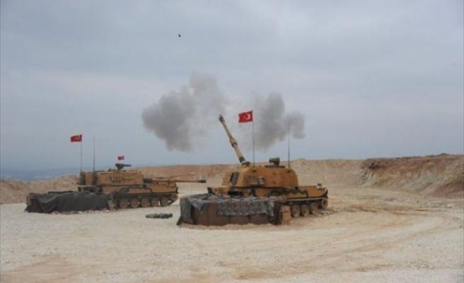 Mehmetçik gece boyunca durmadı 5 terörist etkisiz hale getirildi