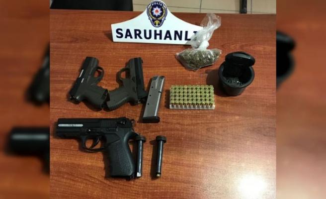 Uyuşturucu Madde Ticareti yapan Şahıslara Operasyon