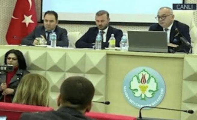 MHP'li Manisa Büyükşehir Belediye Başkanı Cengiz Ergün  AKP'li üyeye sert çıktı: Bana kanunsuz iş yaptıramazsınız