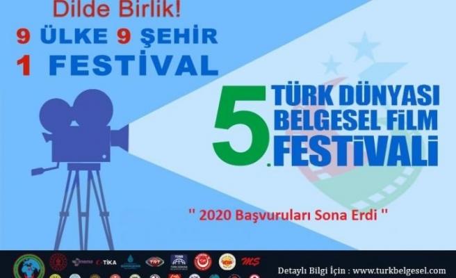 5. Türk Dünyası Film Festivaline Müracaatlar Sona Erdi