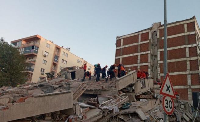 Depremin Bilançosu Ağırlaşıyor!  Ölü Sayısı Artıyor
