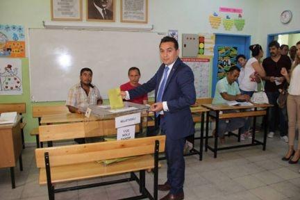Hasan Eryılmaz genel seçim sonuçlarını değerlendirdi