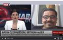 Haber yapabilir diye ifadeye çağrıldı TELE1 Habere Doğru programında Gazeteci Mustafa Temiz olayı anlattı