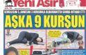 Manisa'da Aşk Cinayeti