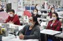 Belediye ve halk dayanışmasıyla 100 bin adet maske...