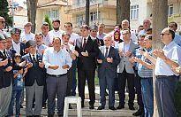 Kula'da 15 Temmuz Şehitleri'ni Anma Günü Etkinlikleri Dualarla Başladı
