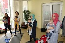 Anne ve Bebekler Büyükşehir'le Sağlıklı