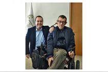 Akhisar Belediye Başkanı Besim Dutlulu'dan Engelliler Haftası mesajı