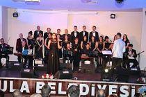 Kula Belediyesi Türk Sanat Müziği Korosundan Muhteşem Konser
