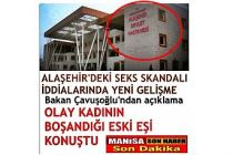 """Alaşehir'deki """"Seks Skandalı"""" iddialarında yeni açıklamalar geldi"""