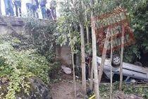 Demirci Boyacık'da kaza 3 kişi yaralandı