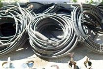 Demirci Jandarma Kablo Hırsızlarına Göz Açtırmadı