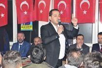 """İyi Parti Demirci ilçe Başkanı Şenyurt """"Ekrem İmamoğlu kazanmasın diye yapılan anti propagandanın şirazesi iyice kaçmıştır"""""""