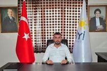 İYİ Parti Yunusemre'nin yeni başkanı Tufan Akan
