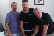 Demirci Belediyespor iki futbolcuyla daha anlaştı