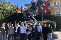İYİ Parti'nin 2. Kuruluş Yıldönümü Demirci'de kutlandı