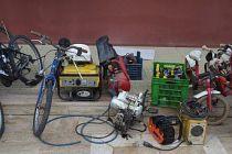 Manisa'da Hırsızlık Operasyonu 6 kişi gözaltına alındı