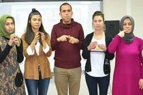 Turgutlu Belediyesinden İşaret Dili Kursu